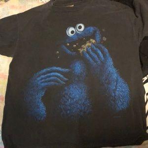Unisex Cookie Monster Tee